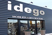 Idego Décoration boutique de décoration à Chateaurenard